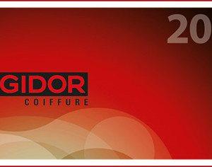 Concours Gidor