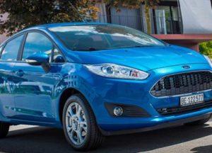 Ford Fiesta à gagner