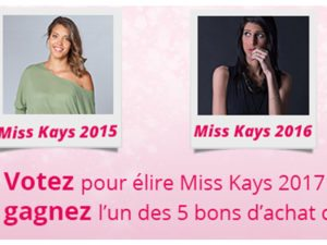 Concours Kays Suisse