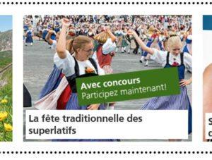 Concours La Poste